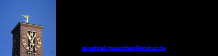 Pfarrei St. Gabriel München